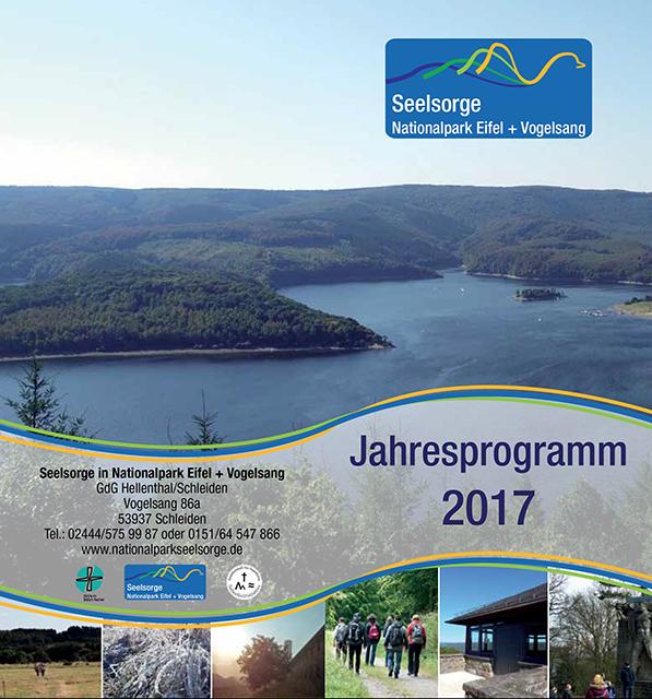 Das Jahresprogramm 2017