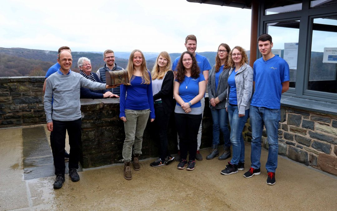 Förderung für die Juniorteamer der Nationalparkseelsorge