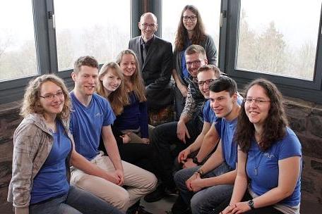 """Bericht """"Nationalpark Eifel und Vogelsang: Juniorteamer vermitteln Werte"""" in der Aachener Zeitung"""